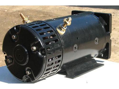Электродвигатель 2,5кВт DC