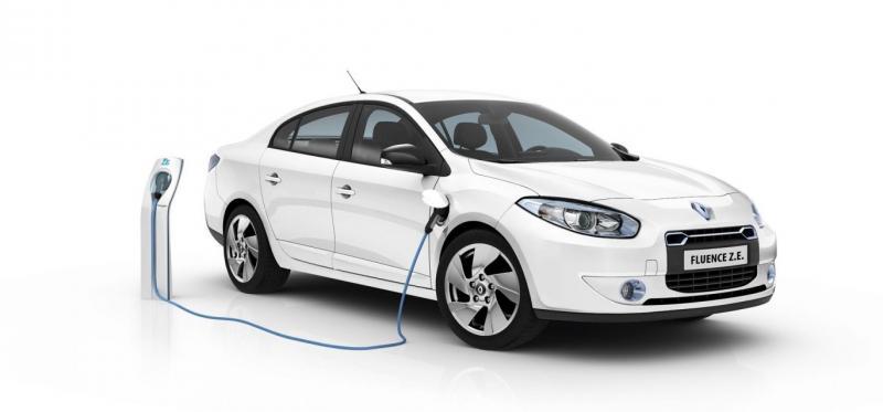 Электромобили Renault Fluence ZE и Kangoo ZE