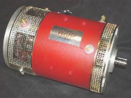 Двигатели NetGain серии Warp