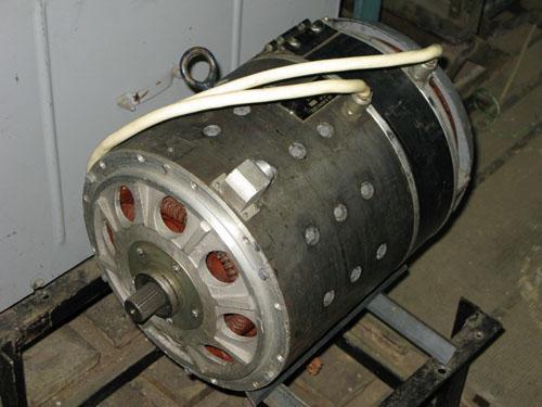 Электродвигатель ДПТ-45