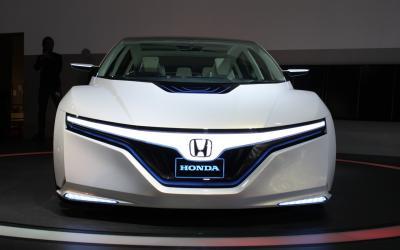 Концепт-кар Honda AC-X на Токийском автосалоне 2011